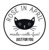 Kuvahaun tulos haulle rose in april  logo